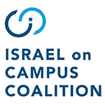 Israel on Campus Coalition logo
